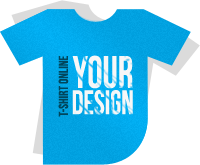 T-Shirt online - Your design