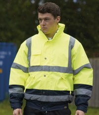 Hi-Vis Two-Tone Pilot Jacket