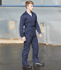 Redhawk Stud Front Coverall
