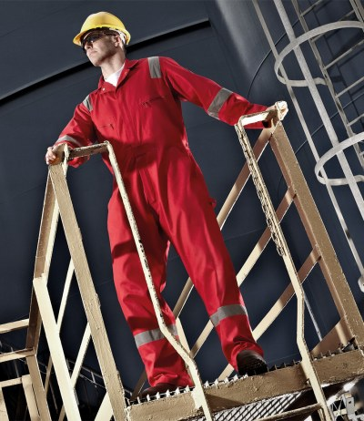 Lightweight Cotton Coveralls