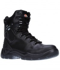 Quebec Lined Safety Boots