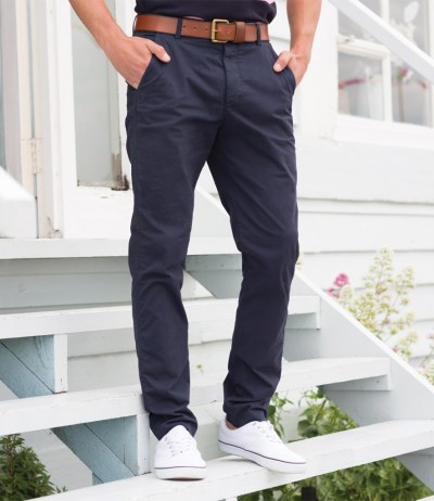 Stretch Chino Ttousers