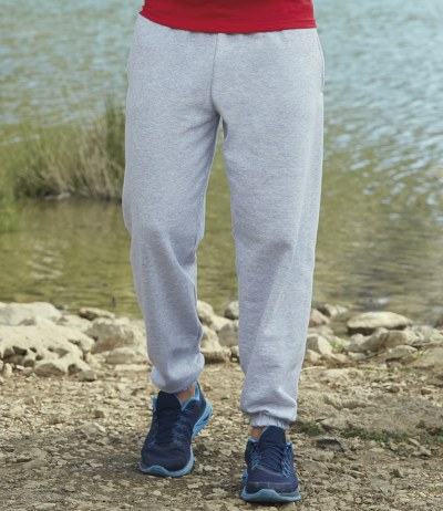 Classic Elasticated Hem Jog Pants