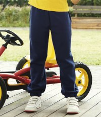 Kids Classic Elasticated Hem Jog Pants