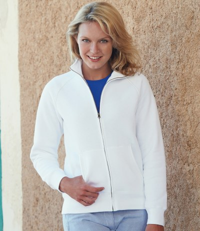 Premium Lady Fit Sweat Jacket
