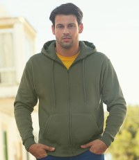 Premium Zip Hooded Sweatshirt