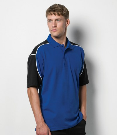 Formula Racing® Monaco Cotton Piqué Polo Shirt