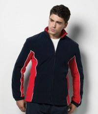 Micro Fleece Track Jacket