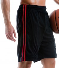 Cooltex® Contrast Mesh Lined Sports Shorts