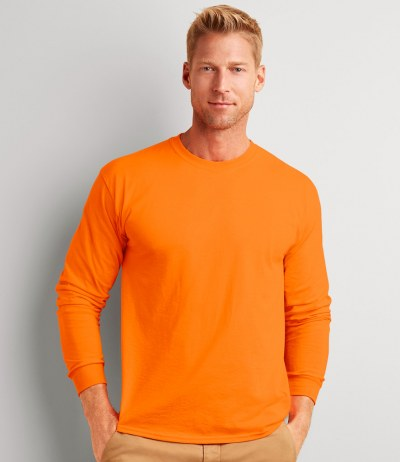 Ultra Cotton® Long Sleeve T-Shirt