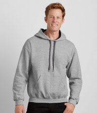 Heavy Blend® Contrast Hooded Sweatshirt