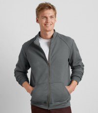 Premium Cotton® Full Zip Sweatshirt