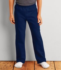 Kids Heavy Blend™ Open Hem Jog Pants