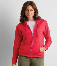 Ladies Heavy Blend™ Zip Hooded Sweatshirt