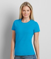 Ladies Premium Cotton T-Shirt