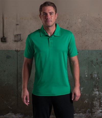 Just Cool Wicking Polo Shirt