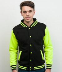 Electric Varsity Jacket
