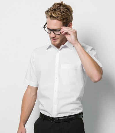 Short Sleeve Business Shirt