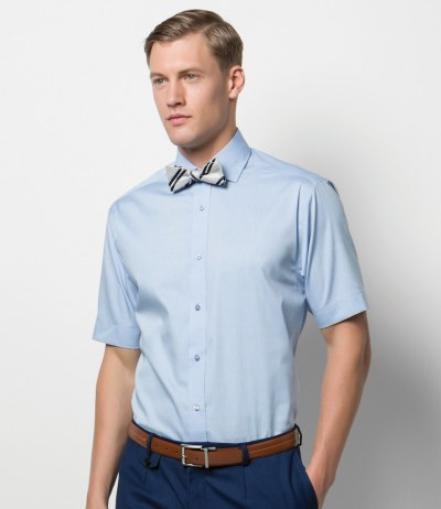 Short Sleeve Executive Premium Oxford Shirt