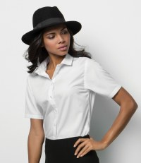 Ladies Short Sleeve Premium Corporate Shirt