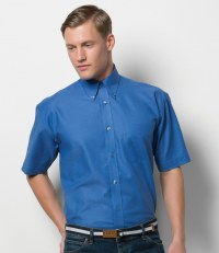 Short Sleeve Workwear Oxford Shirt