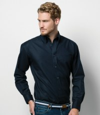 Long Sleeve Workwear Oxford Shirt