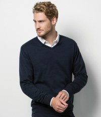 Arundel Cotton Acrylic V Neck Sweater