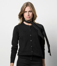 Ladies Arundel Round Neck Cardigan