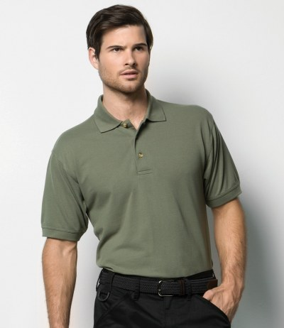 Workwear Piqué Polo Shirt