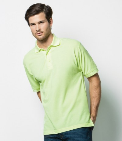 Klassic Poly/Cotton Piqué Polo Shirt