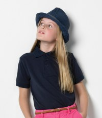 Kids Klassic Poly/Cotton Piqué Polo Shirt