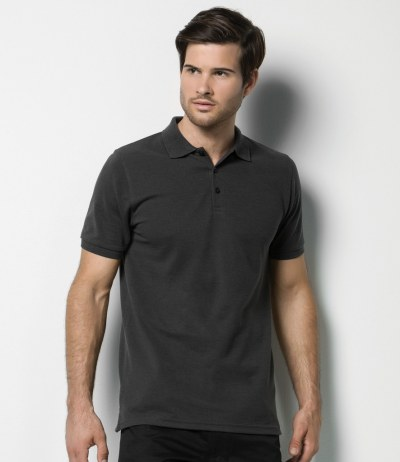 Klassic Heavy Slim Fit Piqué Polo Shirt