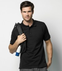 Shoulder Patch Polo Shirt