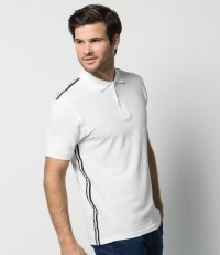 Team Style Slim Fit Piqué Polo Shirt