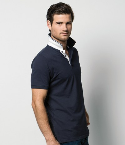 Klassic Club Style Slim Fit Cotton Piqué Polo Shirt
