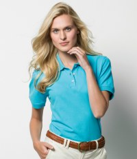 Kate Ladies Cotton Piqué Polo Shirt