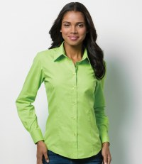 Ladies Long Sleeve Workforce Shirt