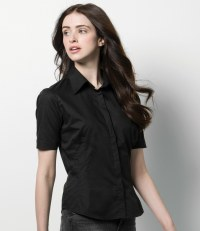Bargear® Ladies Short Sleeve Shirt