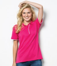 Ladies Essential Poly/Cotton Piqué Polo Shirt