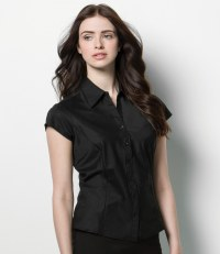 Bargear® Ladies Cap Sleeve Shirt