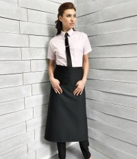 Long Pocket Bar Apron