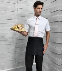 Open Pocket Waist Apron