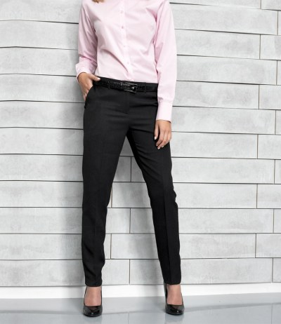 Ladies Tapered Leg Trouserss