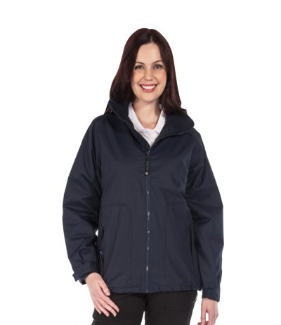 Ladies Hudson Waterproof Insulated Jacket
