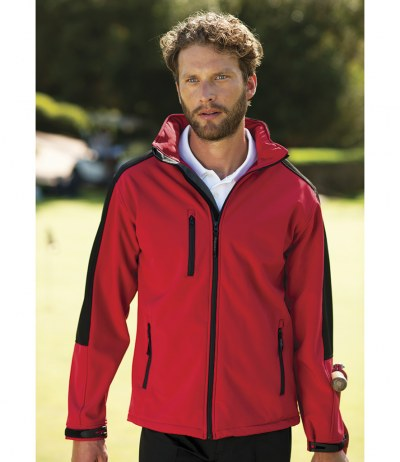 Hydroforce Soft Shell Jacket