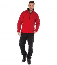 Octagon Soft Shell Jacket