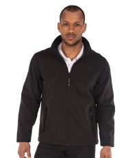 Three Layer Soft Shell Jacket