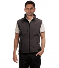 Sandstorm Workwear Soft Shell Bodywarmer