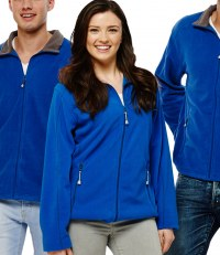 Ladies Adamsville Fleece Jacket