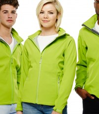 Ladies Arley Soft Shell Jacket